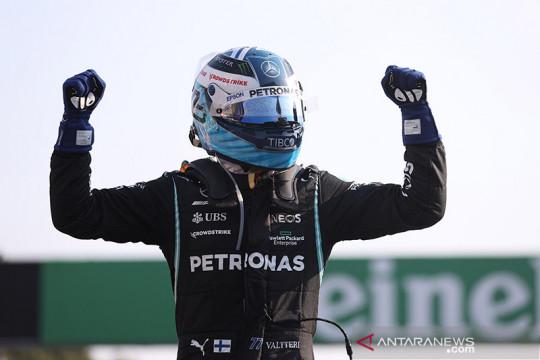 Bottas dominan juarai sprint race di Monza, Verstappen perlebar jarak