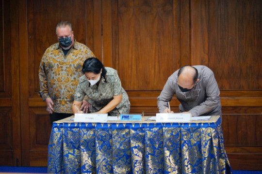 PAL Indonesia-Lundin jalin kerja sama kapal perang dan persenjataan