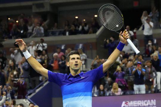 Tenis US Open:  Djokovic melaju ke final menantang Medvedev