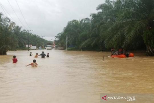 BMKG: Waspada banjir akibat curah hujan tinggi di Aceh