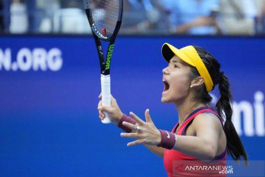 Thiem: Kemenangan Raducanu capaian terbesar dalam olahraga putri
