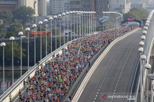 Lomba lari maraton Vienna City