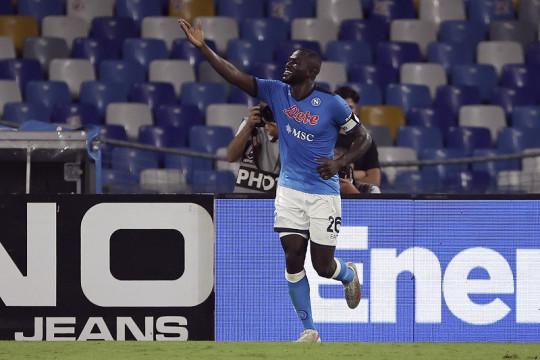 Spalletti sanjung kepemimpinan Koulibaly selepas Napoli bekuk Juve