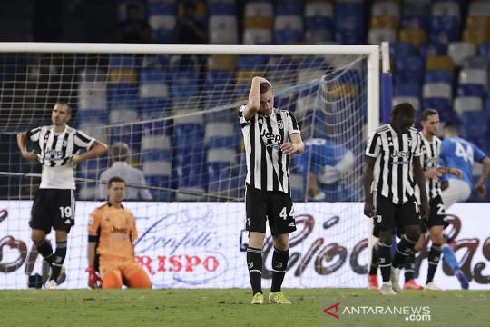 Juventus kalah lagi, tersungkur di markas Napoli