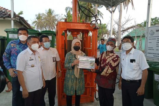 KKP bangun pusat daur ulang sampah di Muara Gembong Bekasi