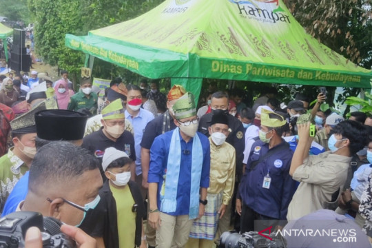 Menparekraf ajak netizen beri nama objek wisata Riau mirip Raja Ampat