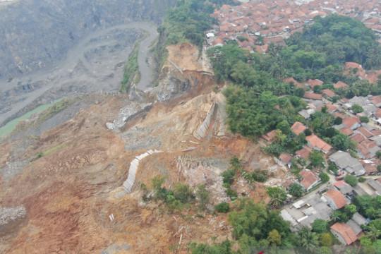 Longsor di Bogor, BNPB turunkan mobil satelit dan pemetaan cepat