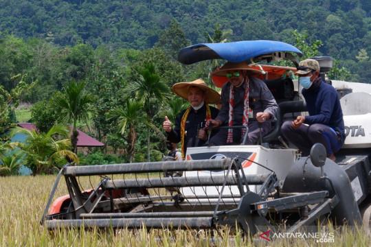 Di Kalbar, Mentan: Manfaatkan Pelabuhan Kijing pacu ekspor pertanian