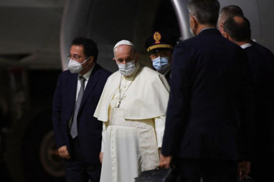 Paus desak Hongaria lebih terbuka pada orang luar yang membutuhkan
