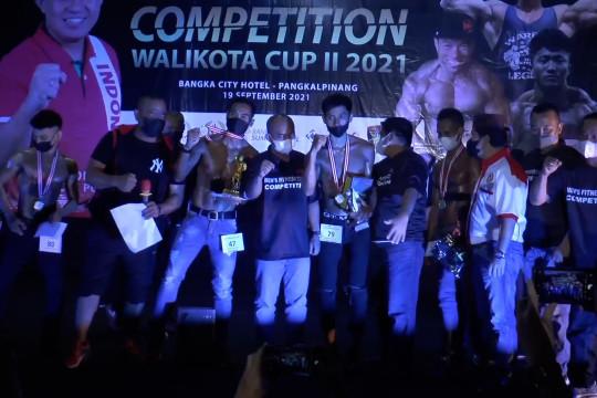 123 Pria pamer raga di panggung Walikota Cup II Pangkalpinang