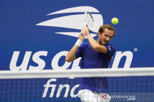 Daniil Medvedev juara US Open 2021