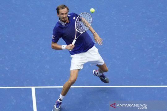 Kemenangan di US Open terasa manis bagi Medvedev