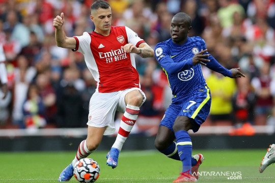 Chelsea tanpa N'Golo Kante dan Christian Pulisic saat jamu Zenit