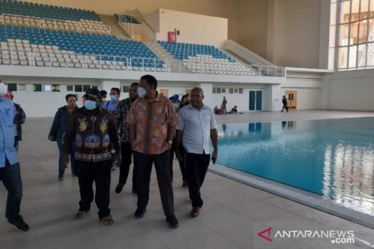 DPR Papua dorong atlet PON segera gelar tes event