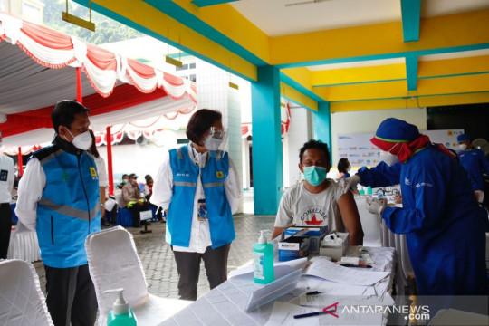 PLN gelar gebyar vaksin Gotong Royong guna sukseskan PON XX