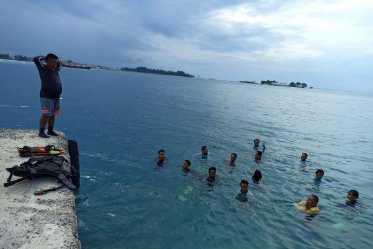 13 pemuda Kepulauan Seribu ikut sertifikasi selam penyelamatan