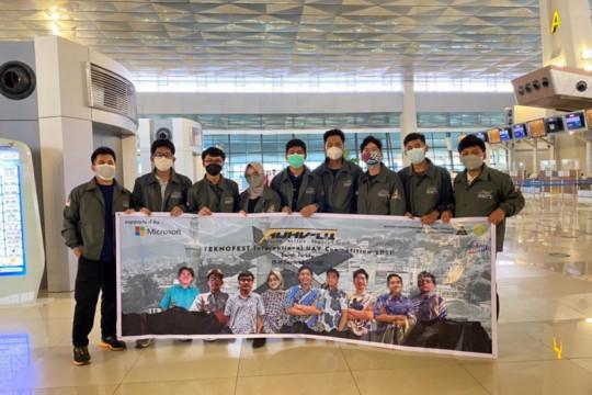 Tim AUAV UI masuk kompetisi penerbangan terbesar dunia dunia