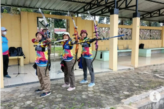 Lampung optimistis panahan raih emas PON Papua