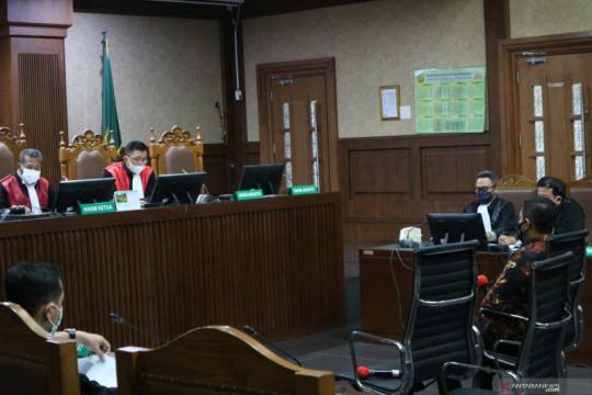 Terpidana kasus korupsi Usman Effendi menyuap penyidik KPK Rp525 juta