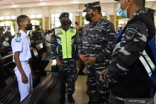 Kasal: Patroli pengamanan perairan NTT terus ditingkatkan