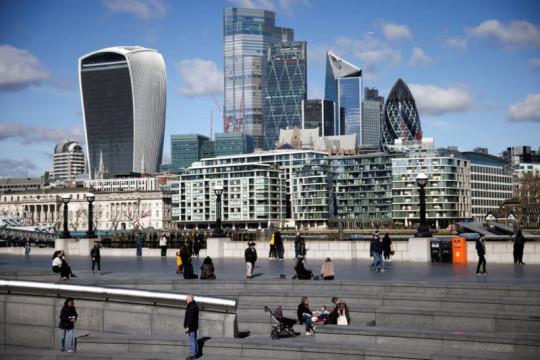 Survei: London diperkirakan tetap menjadi pusat keuangan terkemuka