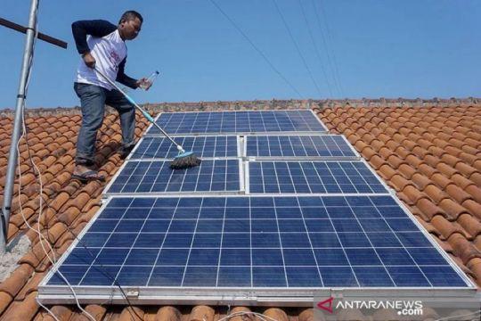 Kapasitas terpasang PLTS atap Jateng capai 8,8 MWp