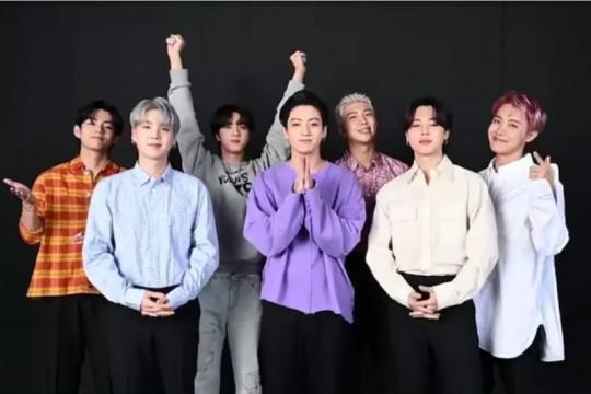 BTS resmi jadi utusan khusus Presiden Korea jelang Sidang Umum PBB