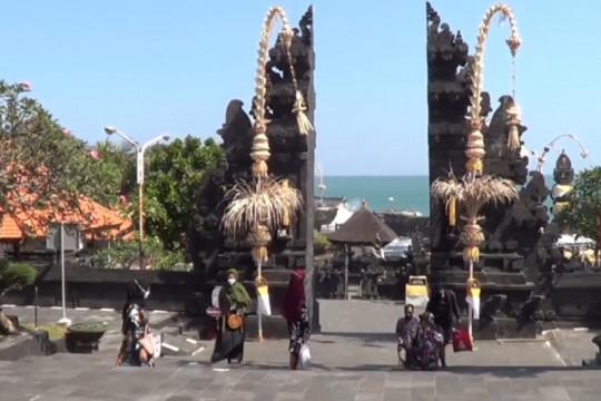 DTW Tanah Lot-Bali catat kunjungan wisatawan domestik meningkat