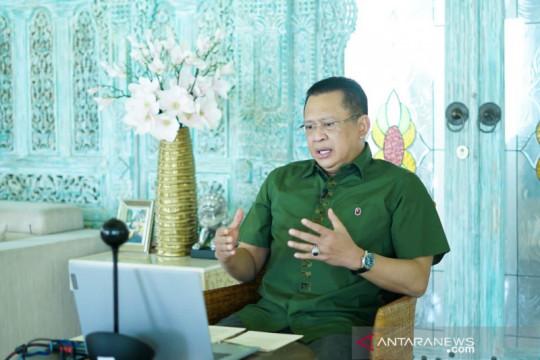 Ketua MPR cermati laporan penambahan kasus COVID-19 di lima provinsi
