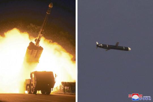 Korut tembakkan rudal balistik di tengah kebuntuan pembicaraan nuklir