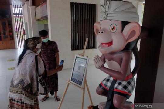 Objek wisata Uluwatu-Bali mulai uji coba buka untuk wisatawan