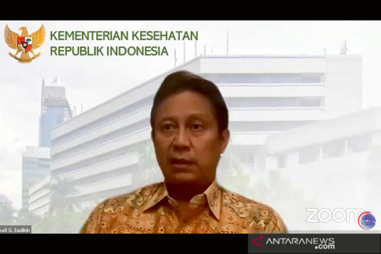 Indonesia sudah mampu uji 1.866 genome sequencing per bulan