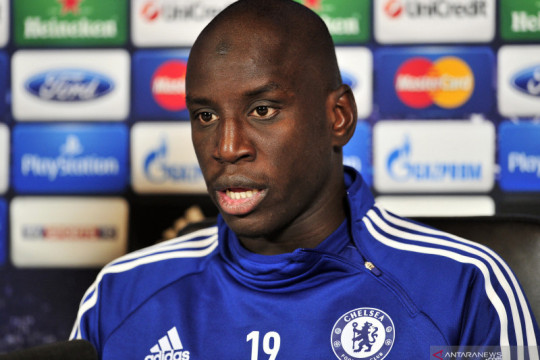 Eks penyerang Chelsea dan Newcastle Demba Ba putuskan gantung sepatu