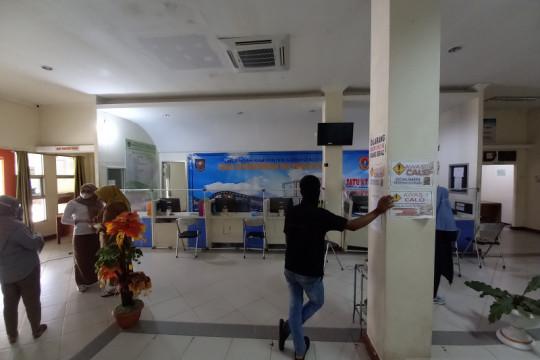 Tak terima gaji, staf honorer Disdukcapil Gorontalo Utara mogok kerja