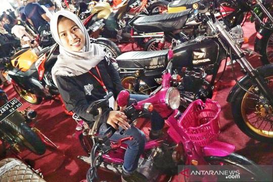 Honda gelar kontes modifikasi motor online