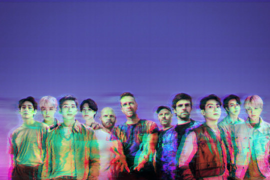 """My Universe"" akan jadi kolaborasi baru Coldplay & BTS"