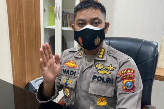Polisi tembak mati seorang pelaku perampokan toko emas di Medan