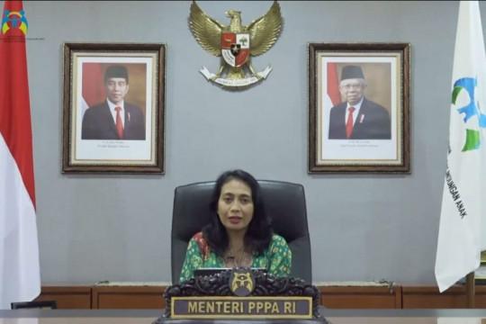 Menteri PPPA dan KPI bahas televisi ramah anak