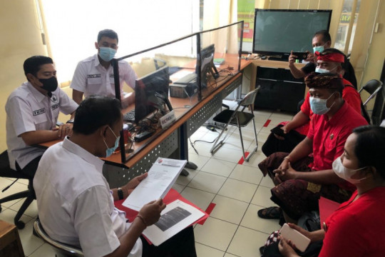 Polisi di Bali tindaklanjuti aduan DPC PDIP atas dugaan berita hoaks