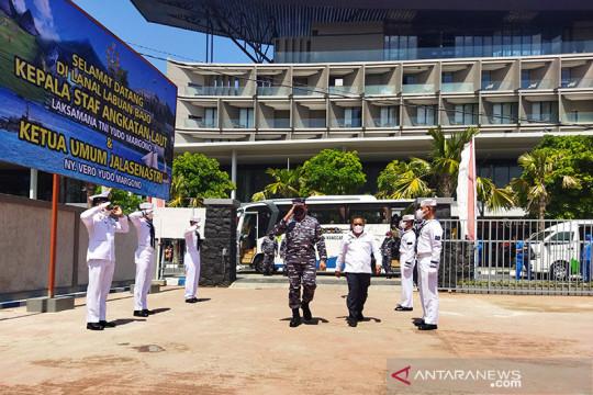 Kasal sebut lengkapi kapal patroli keamanan di Labuan Bajo