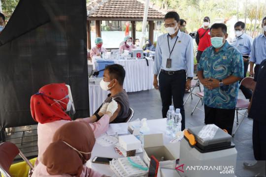 DIY perluas sasaran vaksin wisata kepada keluarga pelaku parekraf