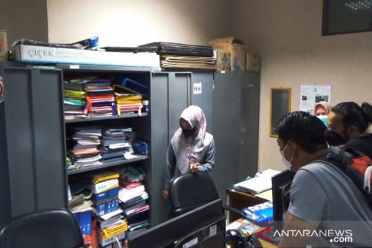Kantor Balai Kota Makassar Sulsel dibobol maling
