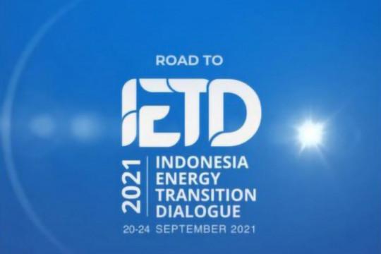 IETD 2021 serukan percepatan dekarbonisasi sistem energi