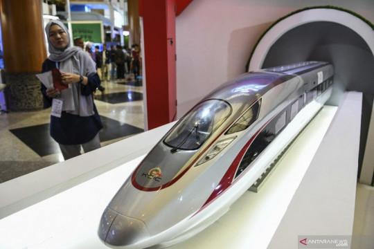 Indef: Pilihan rasional jika KAI pimpin proyek kereta cepat
