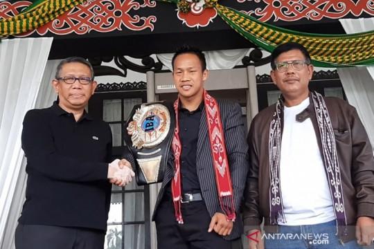 Daud Yordan kembali naik ring lawan petinju Thailand Oktober mendatang