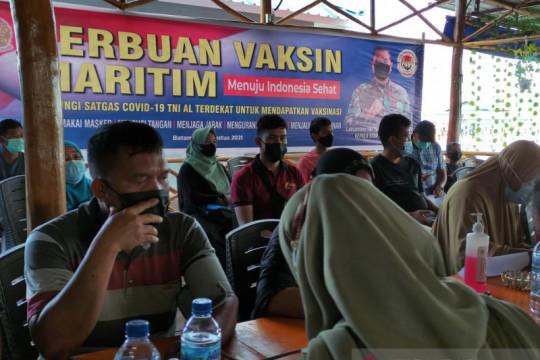 Kasus aktif COVID-19 di Batam masih 121 orang