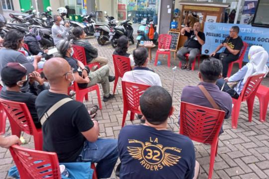 Komunitas LA 32 Riders dorong pengembangan UMKM