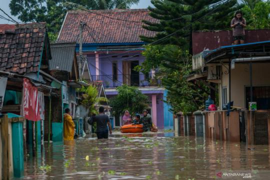 1.273 rumah warga terdampak banjir di Lebak