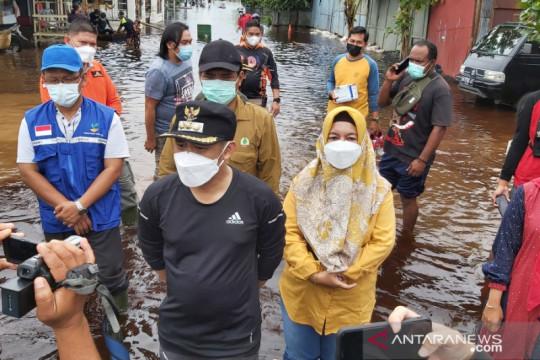Pemkot Palangka Raya tetapkan status siaga darurat bencana banjir