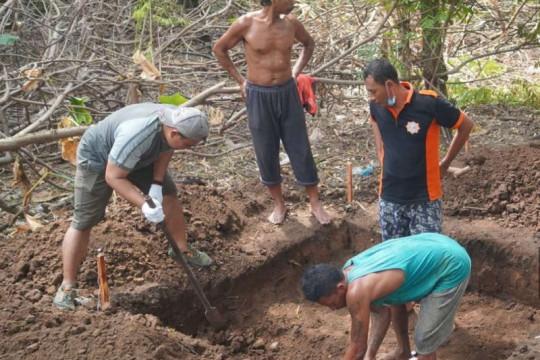 BPCB Jatim lakukan ekskavasi di Kelurahan Demangan Kota Madiun